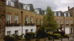 Byron Mews  Hampstead  NW3