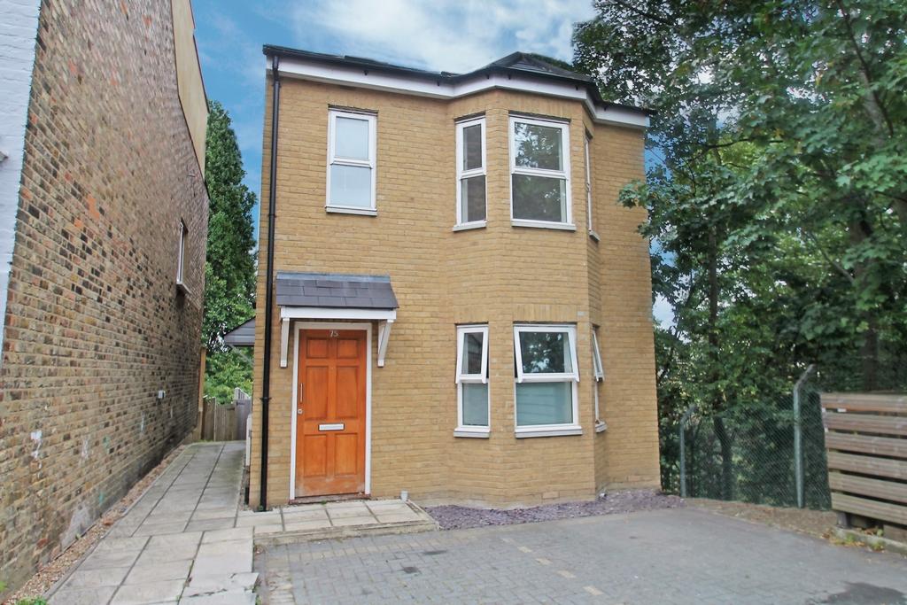 Shernhall Street  Walthamstow  E17