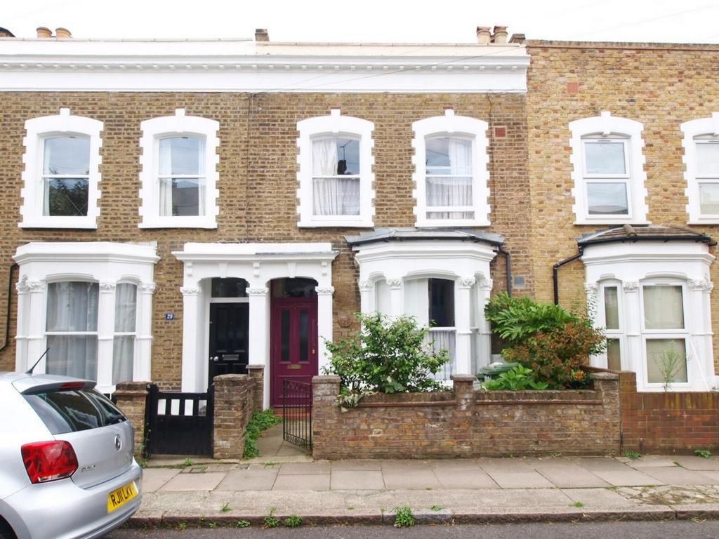 Corbyn Street  Islington  N4