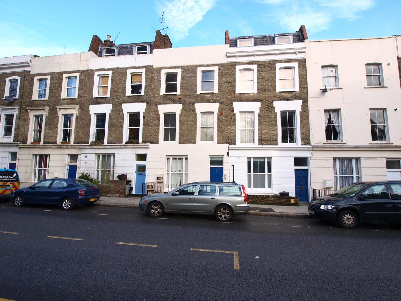 Fleet Road  Hampstead  NW3