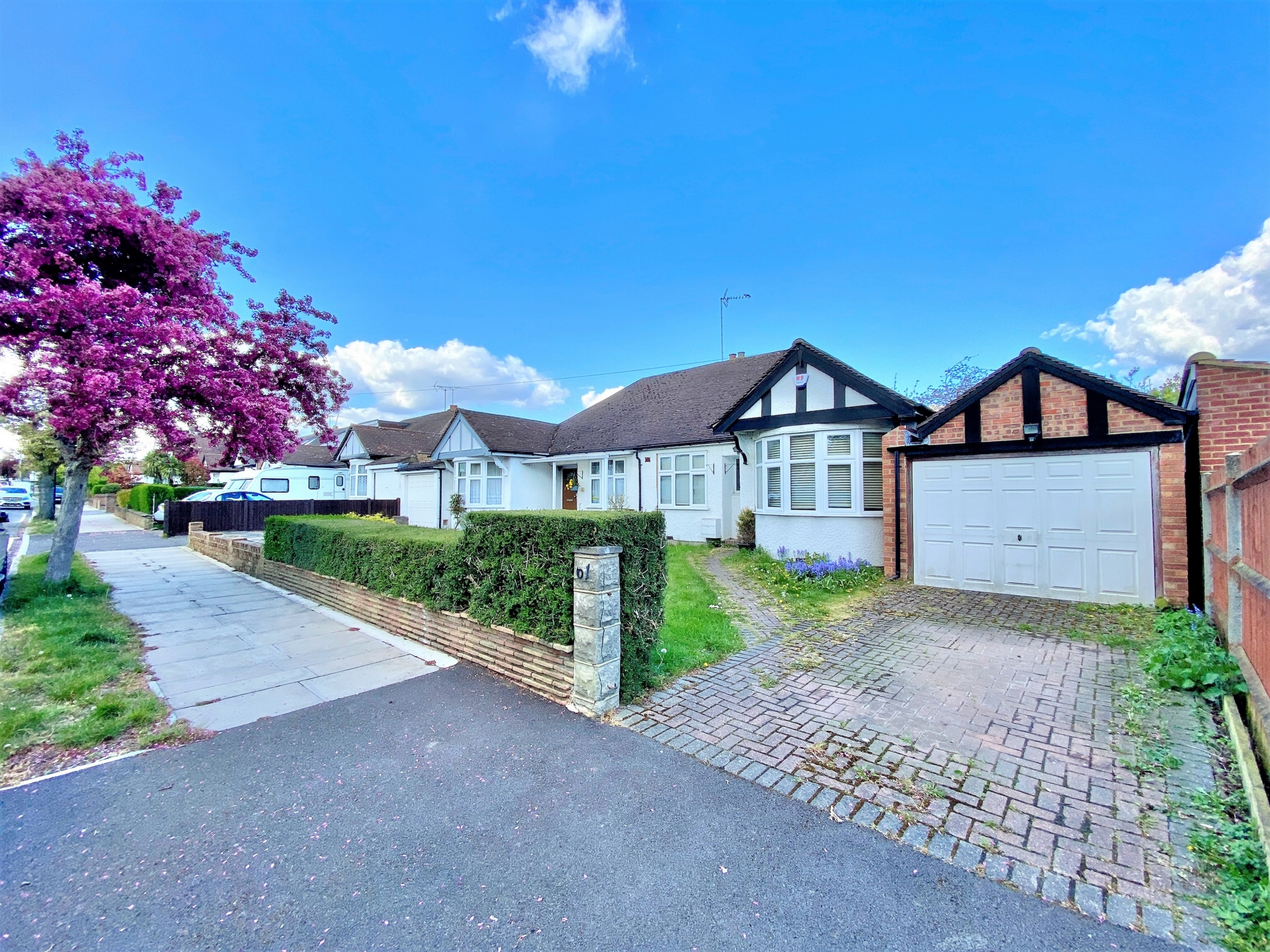 Borrowdale Avenue  Harrow  HA3
