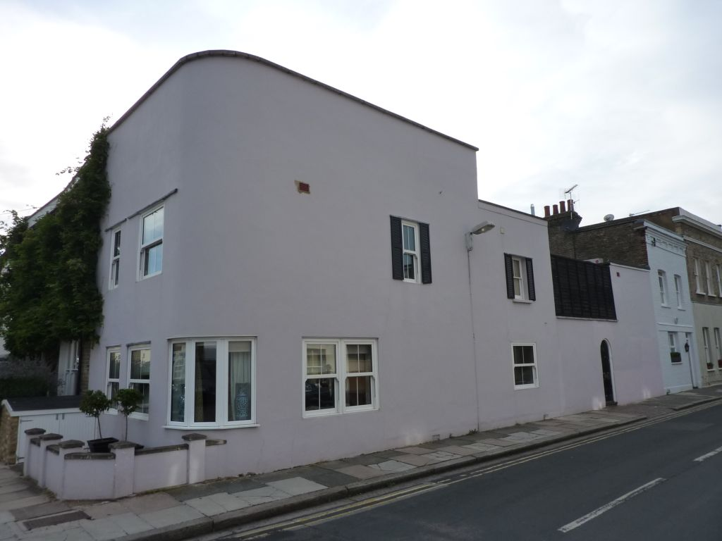 Cross Street  Barnes  London  SW13