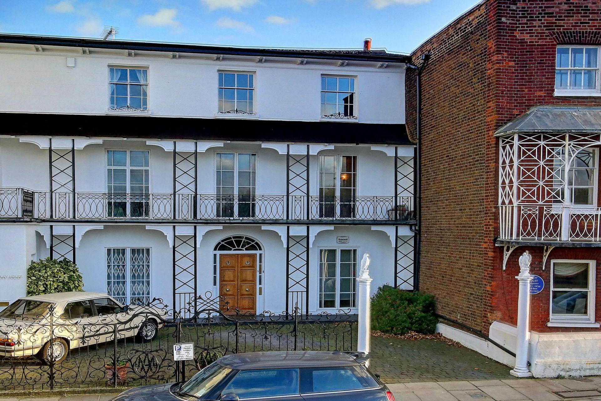 The Terrace  Barnes  London  SW13
