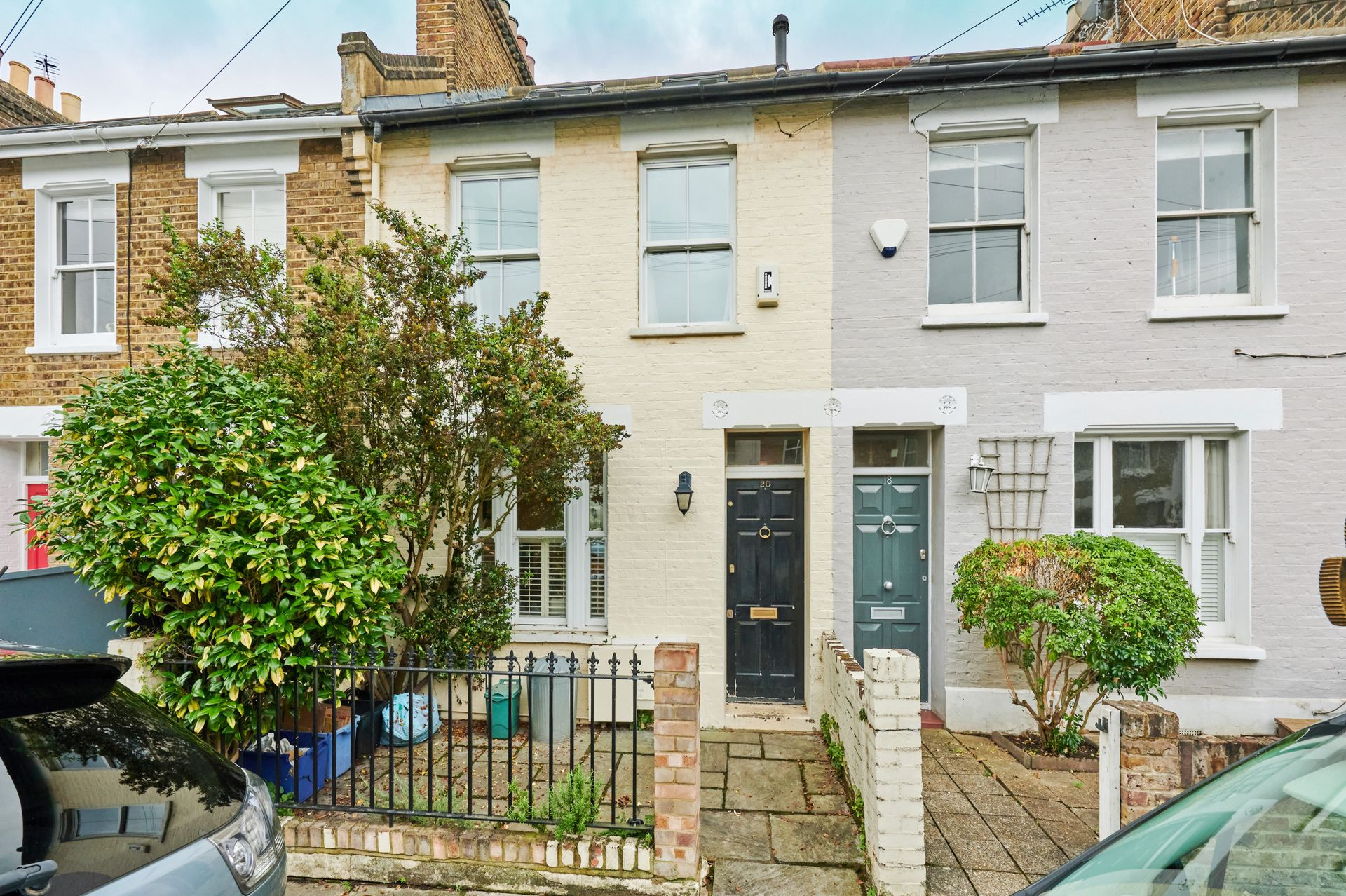 Thorne Street  Barnes  London  SW13