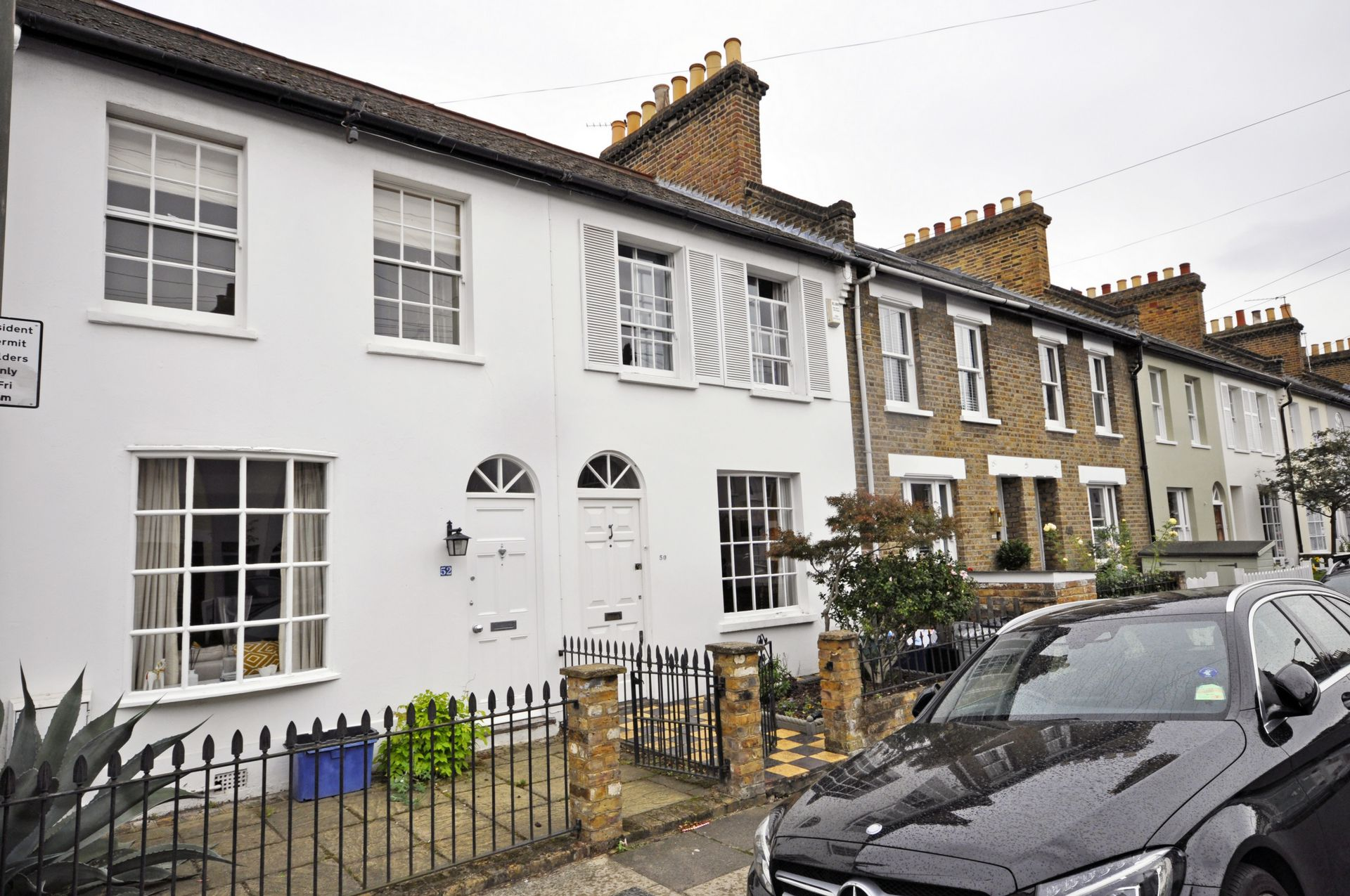 Thorne Street  Barnes  London  SW13
