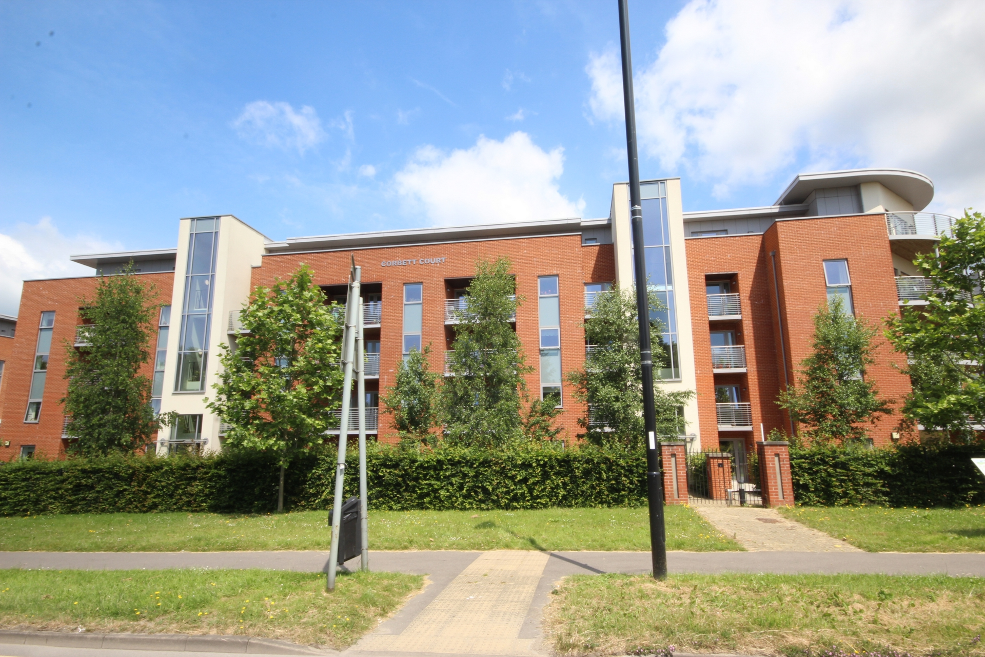 Corbett Court, the Brow  Burgess Hill  RH15