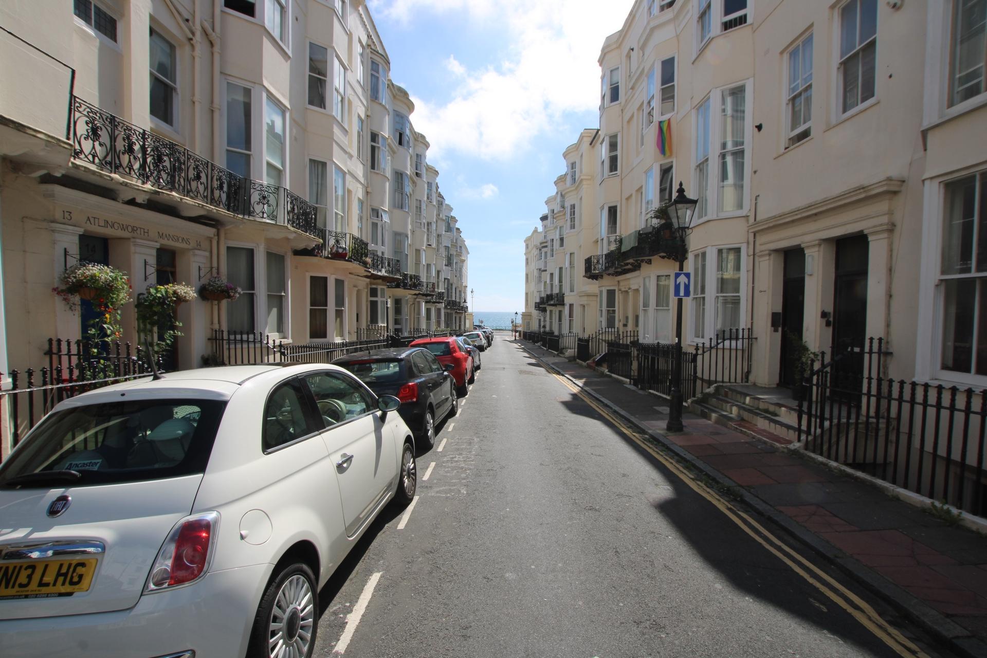 Atlingworth Street  Kemptown  Brighton  BN2