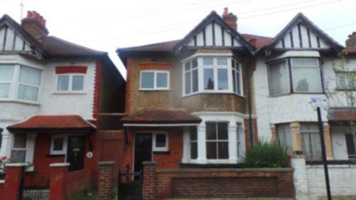 Crowborough Road  London  SW17