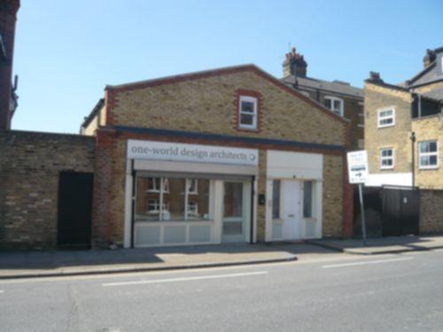 Broughton Street  London  SW8
