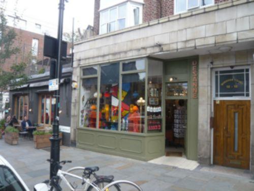 The Pavement  London  SW4