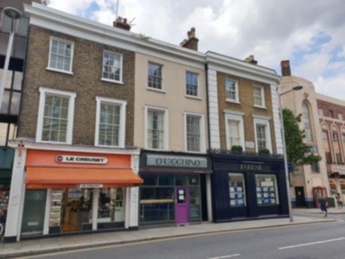 Fulham Road  Chelsea  SW10