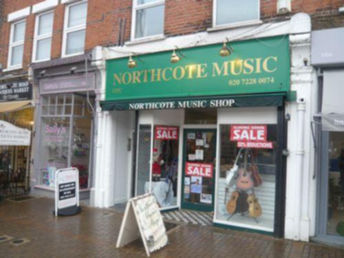 Northcote Road  Battersea  SW11