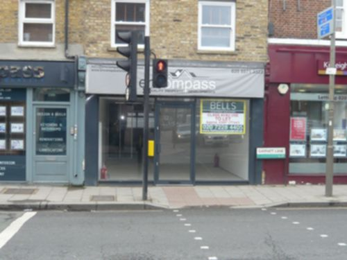 Garratt Lane  Earlsfield  SW18