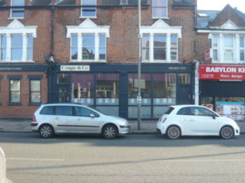 Garratt Lane  London  SW18