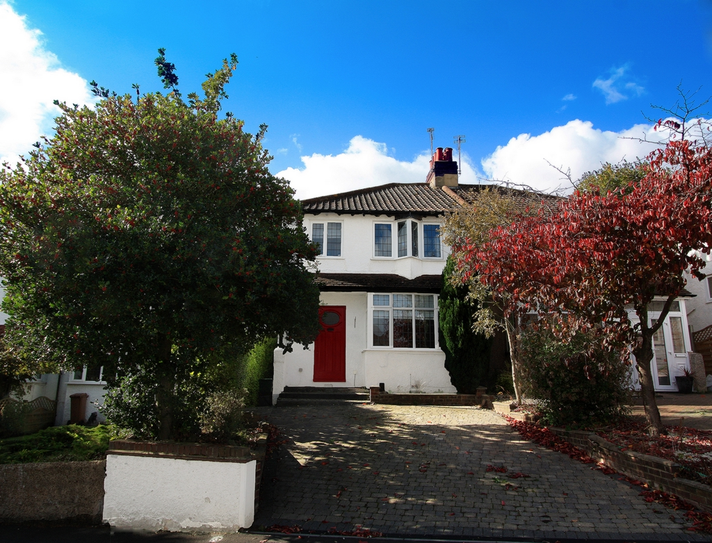 Upton Road South  Bexley  DA5