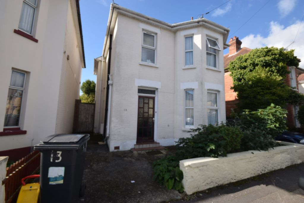 Rosebery Road  Bournemouth  BH5