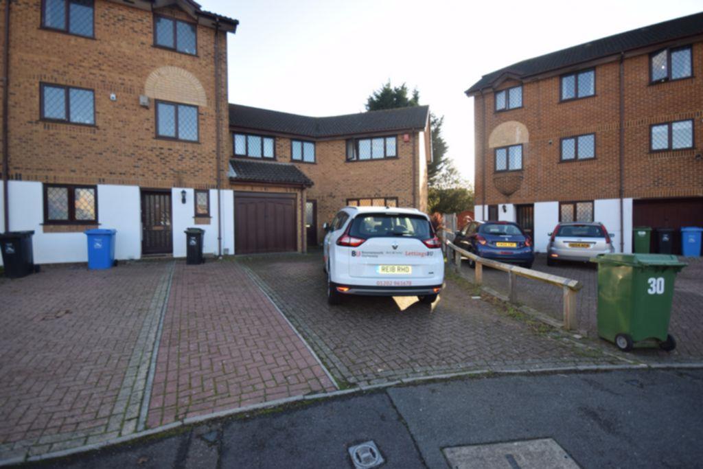 Baverstock Road  Talbot Village  BH12
