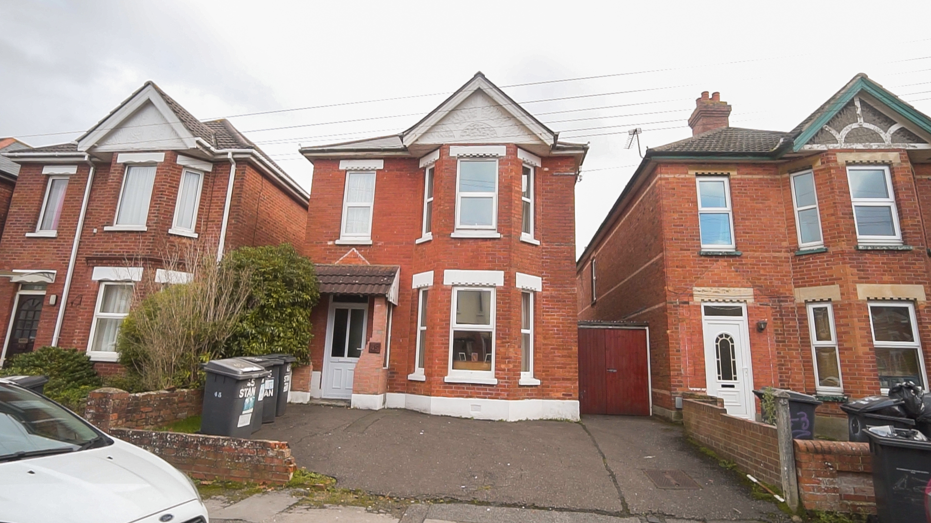 Stanfield Road  Winton  BH9