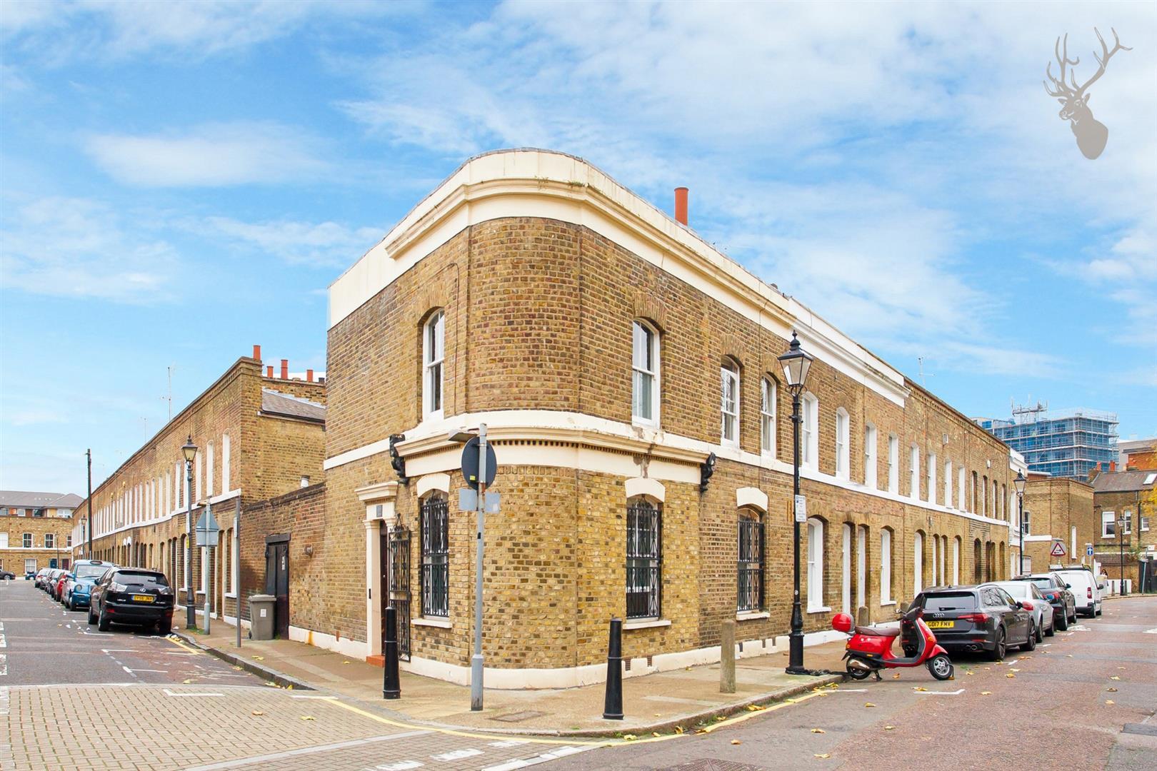 Barnet Grove  London  E2