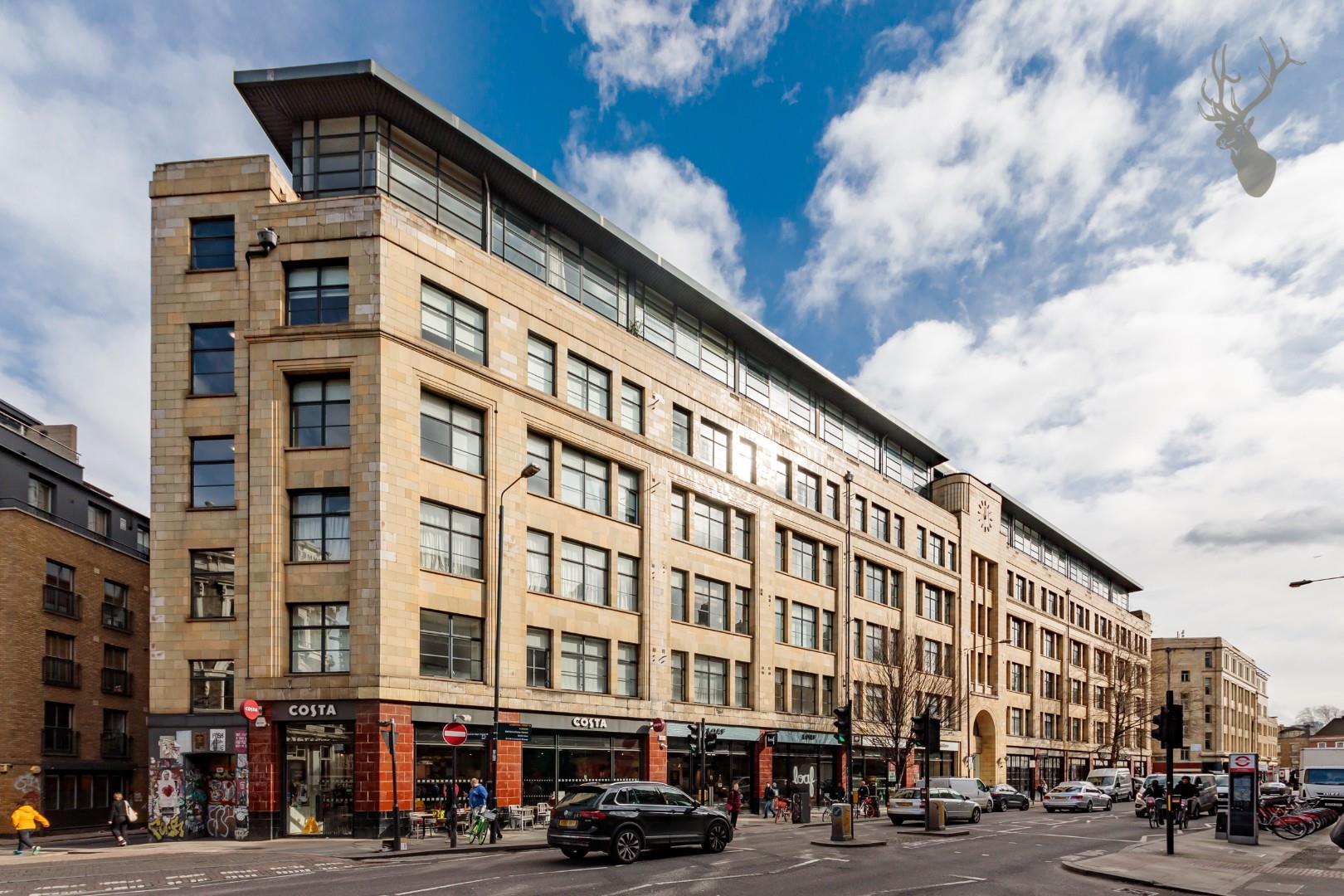 Commercial Street  Spitalfields  E1
