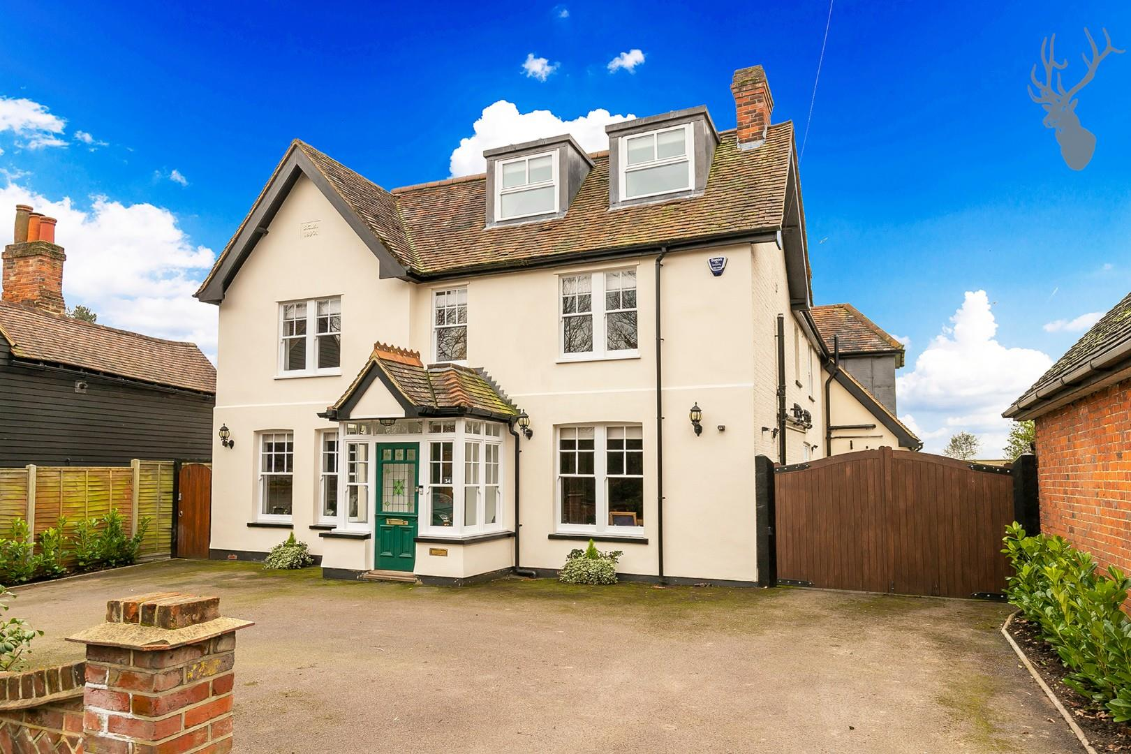 Coopersale Street  Epping  CM16