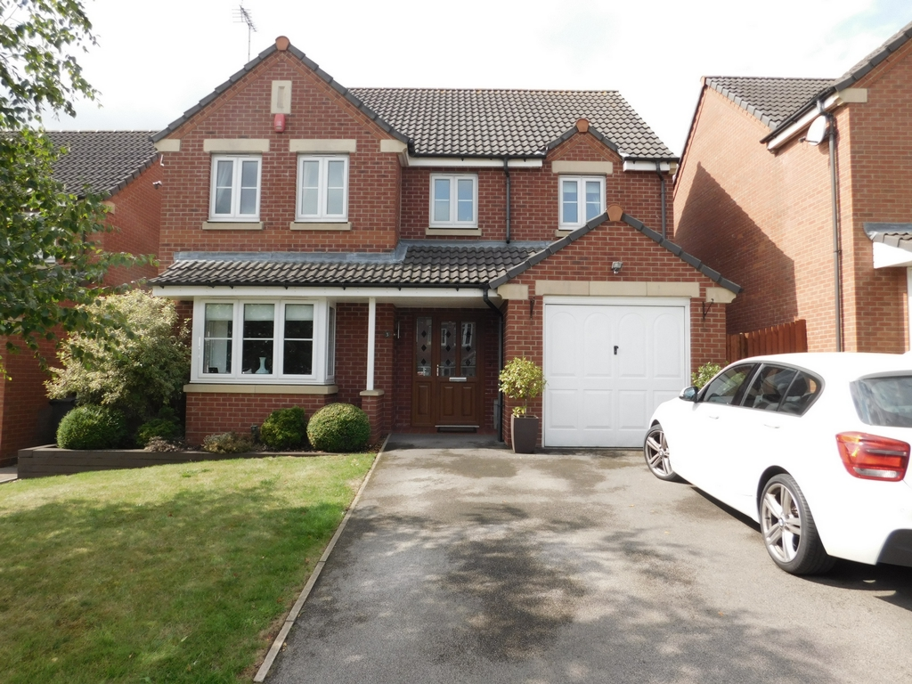 Coltsfoot Close  Woodville  DE11