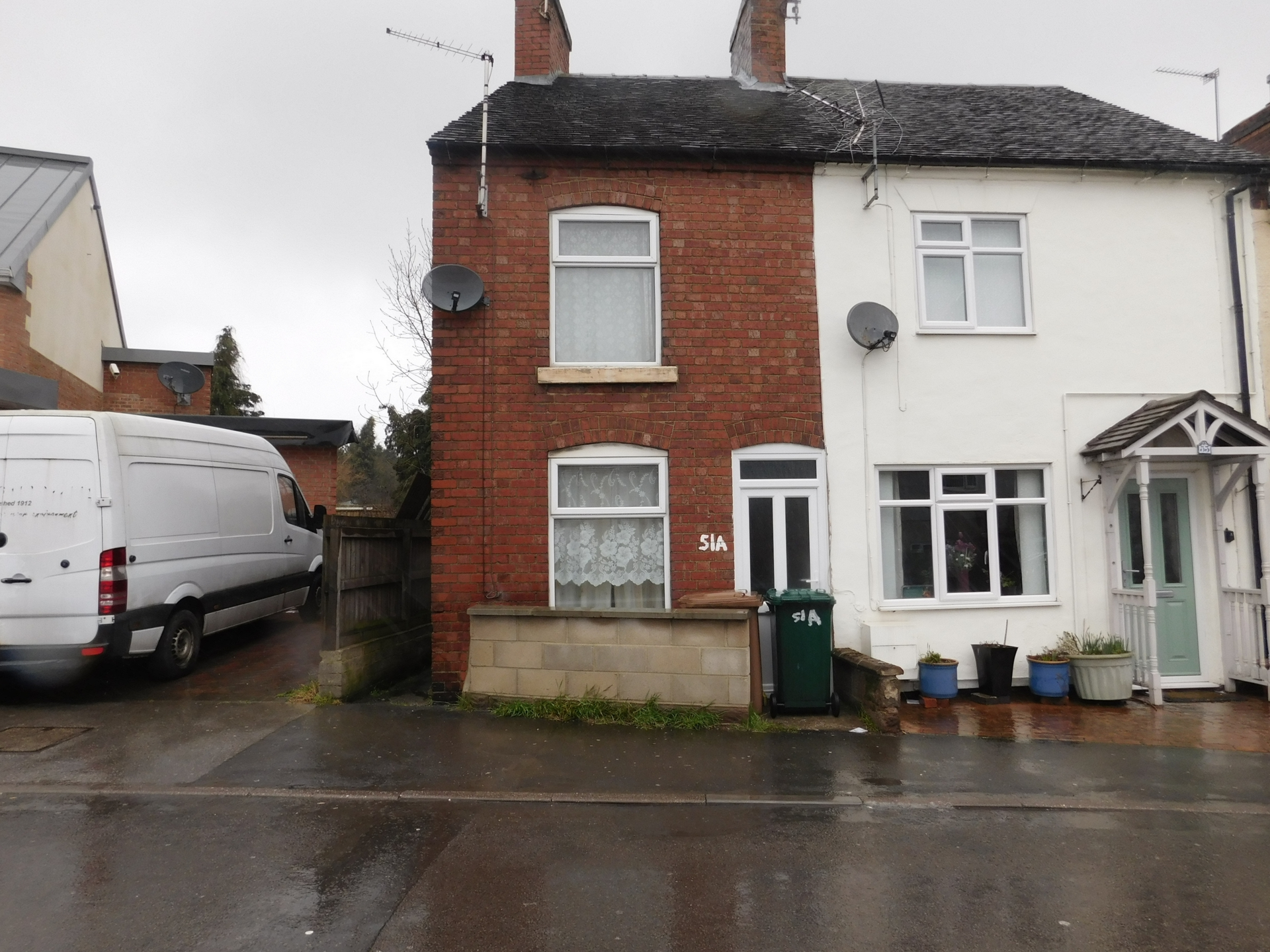 Bretby Road  Newhall  DE11