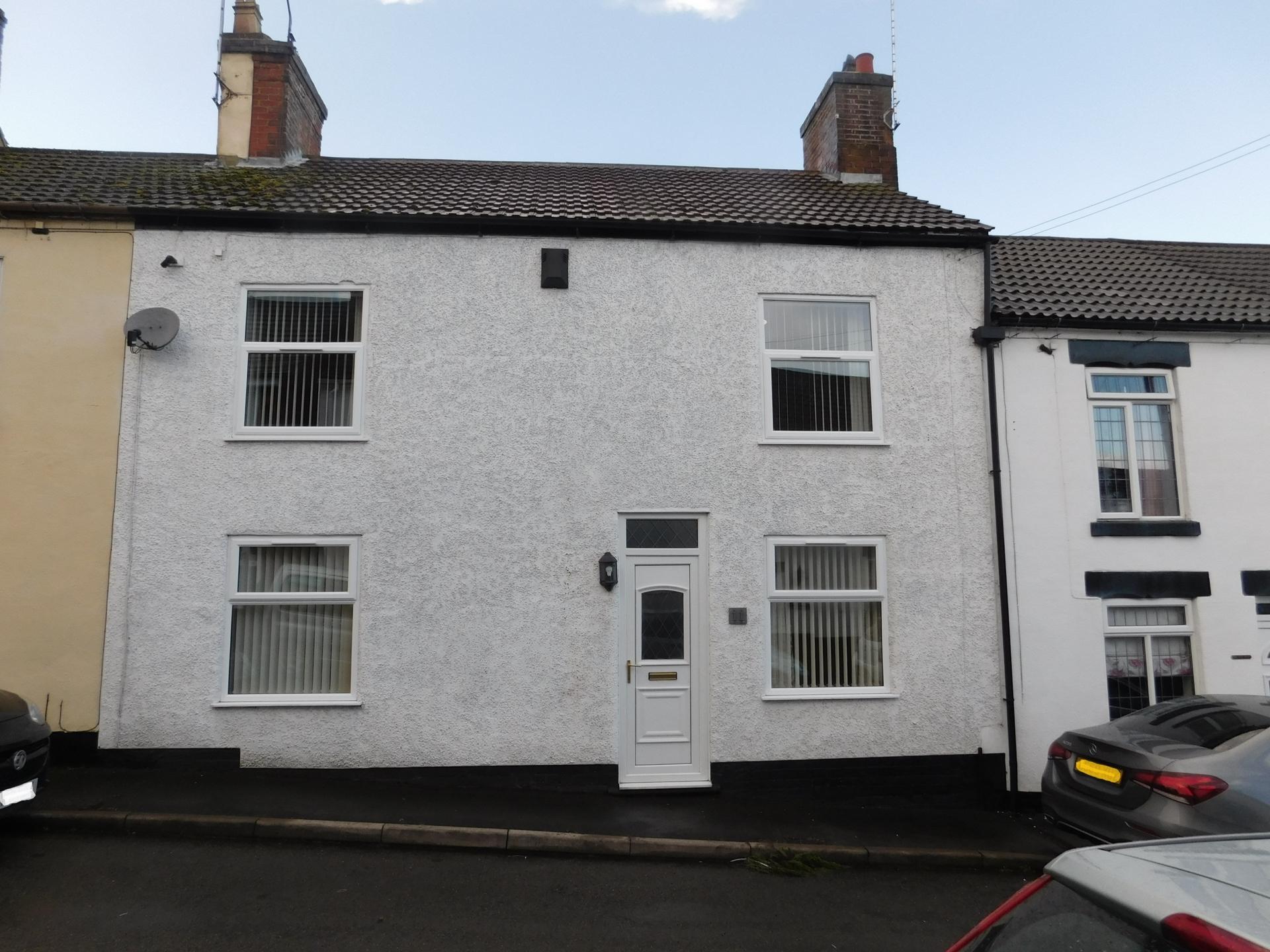 Chapel Street  Castle Gresley  DE11