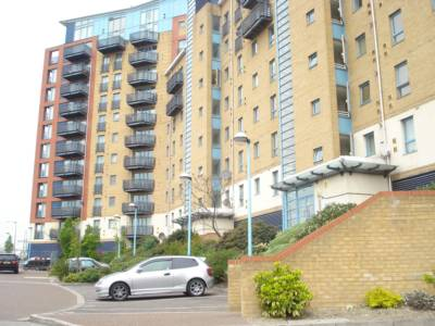 Hanover Avenue  Two Bedroom Apartment With Parking in Royal Victoria  E16