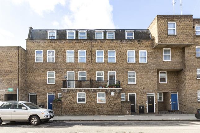 Cobourg Street  Euston - Regents Park  NW1
