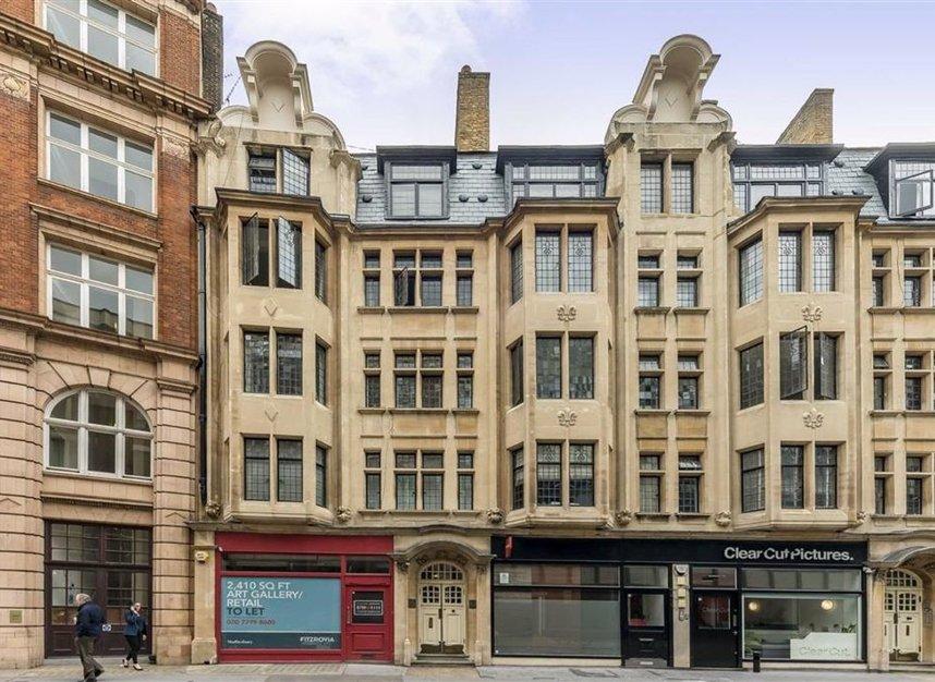 Newman Street  London  W1T