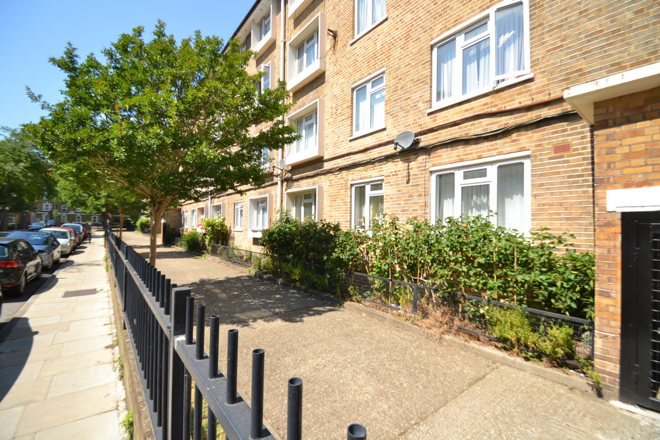 Bridgeview Street  Euston-Regent's Park  NW1