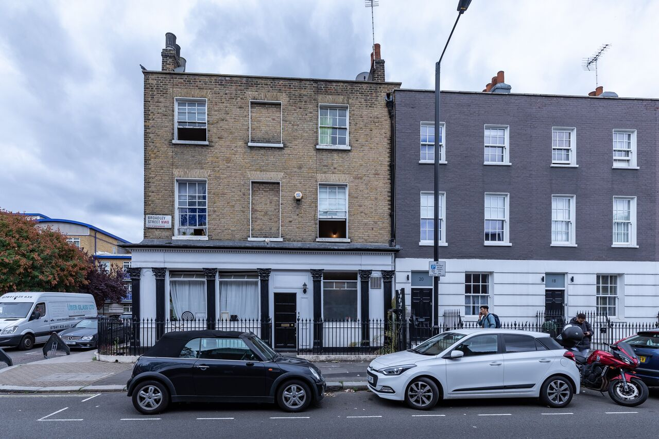 Property photo: Lisson Grove, London, NW8
