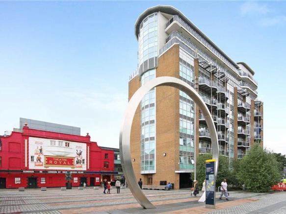 Gerry Raffles Square  Stratford  E15