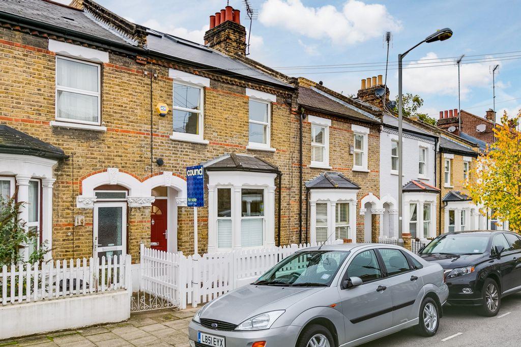 Tonsley Street  Wandsworth  SW18