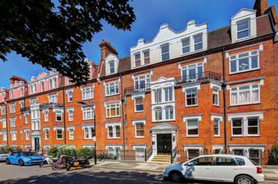 Waldemar Avenue  Fulham  SW6