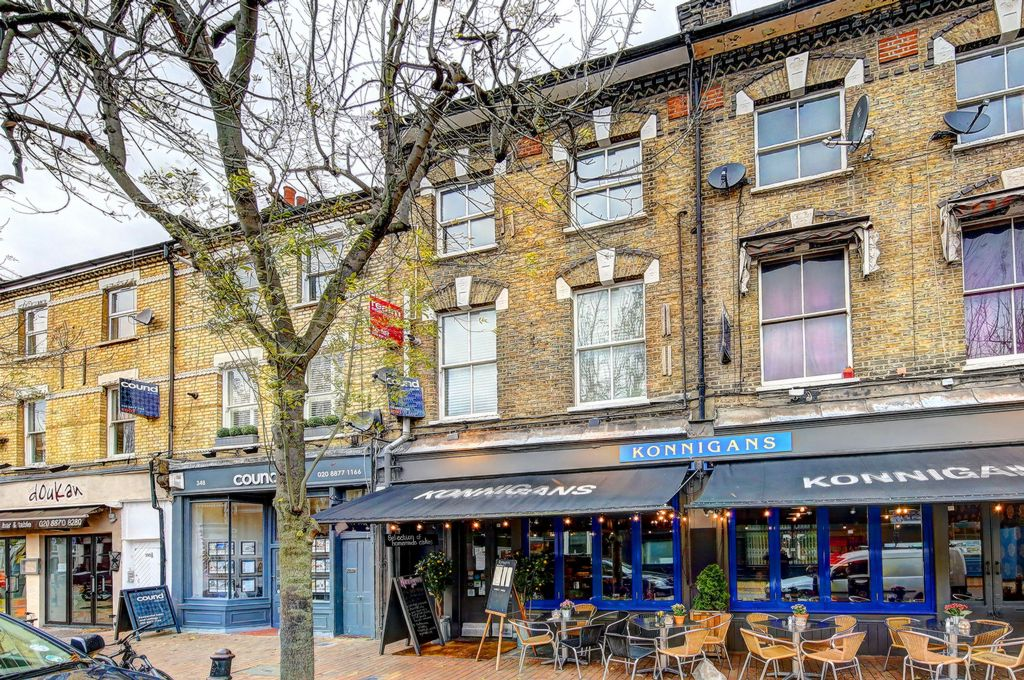 Old York Road  Wandsworth  SW18