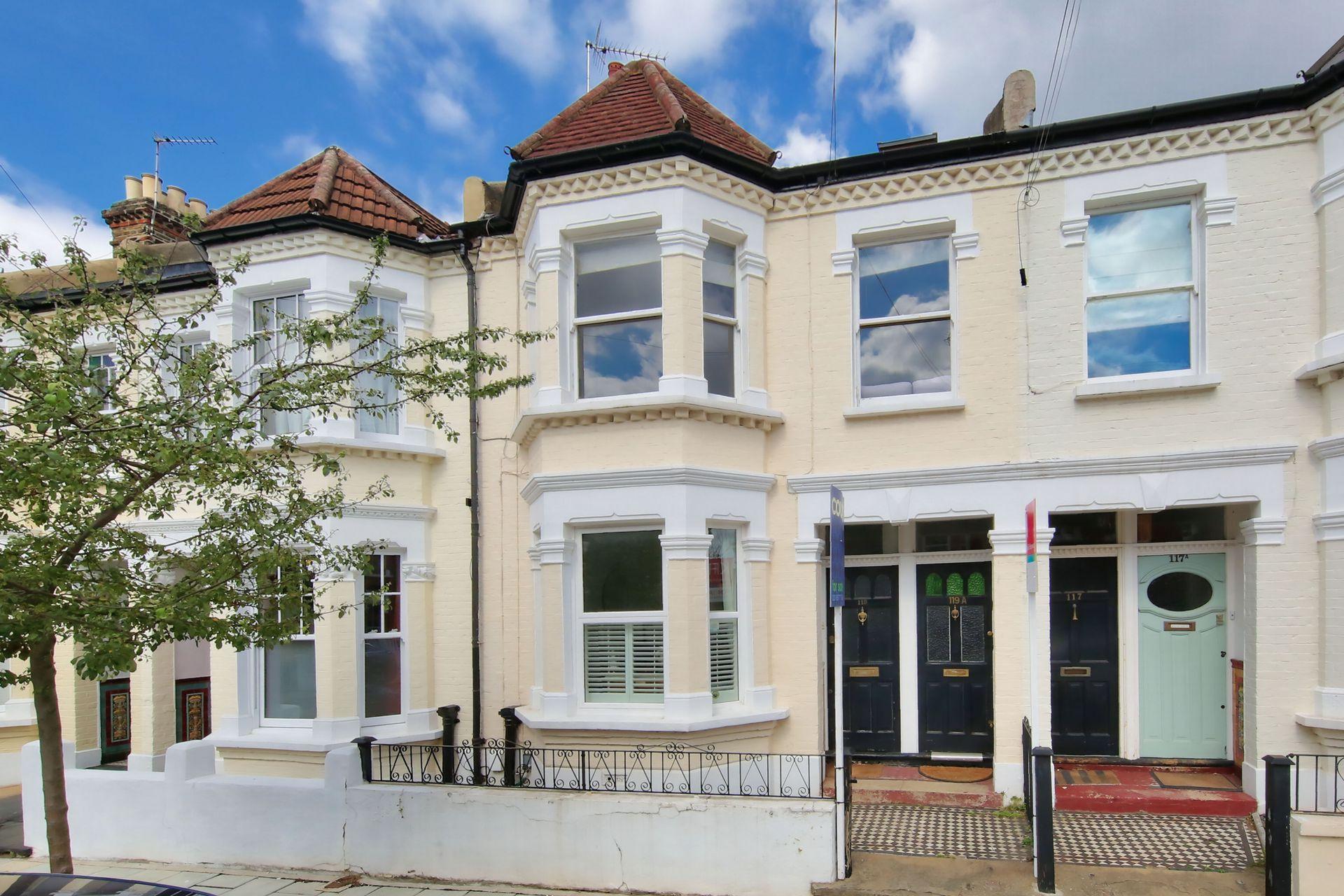 Aslett Street  London  SW18