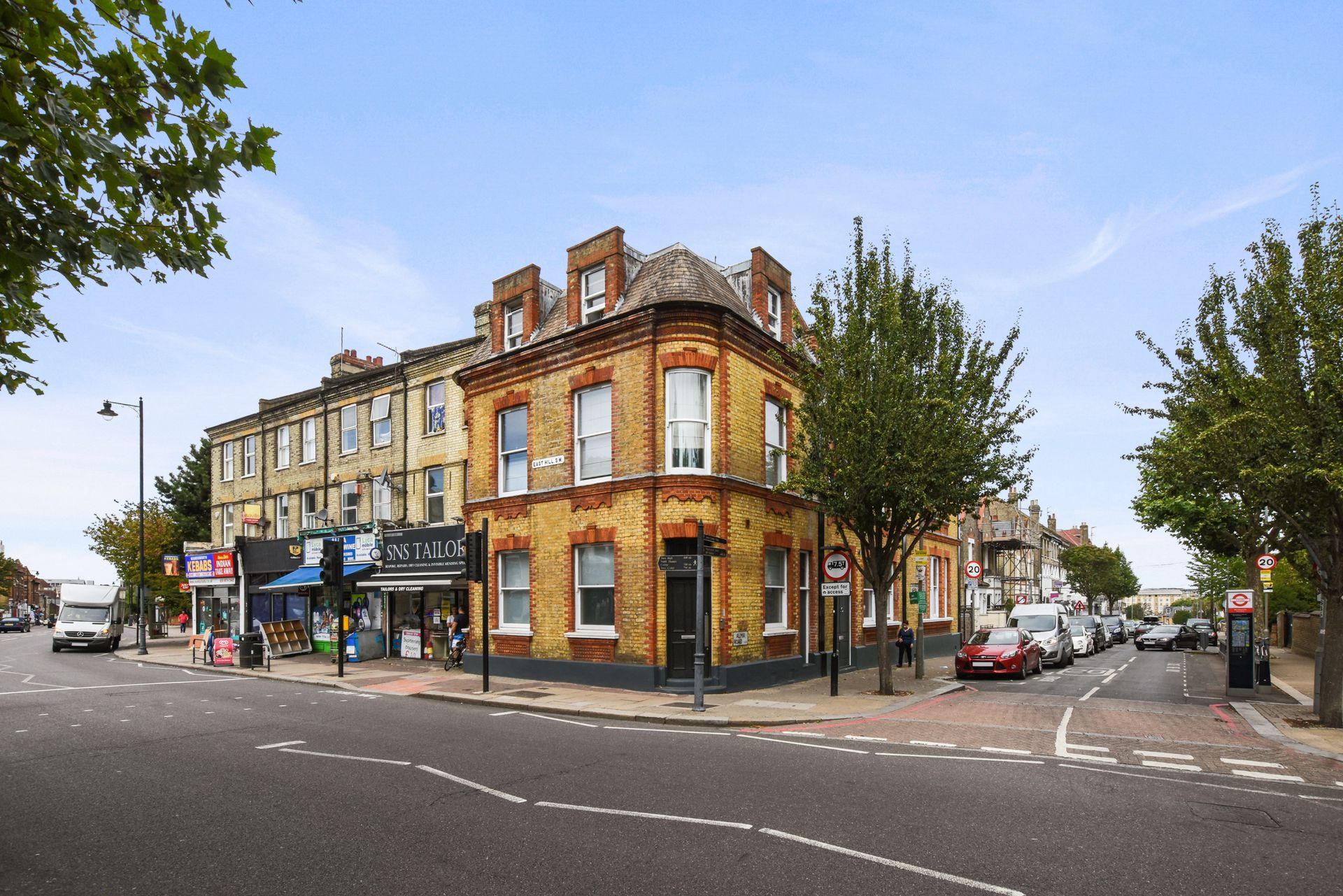 East Hill  Wandsworth  SW18
