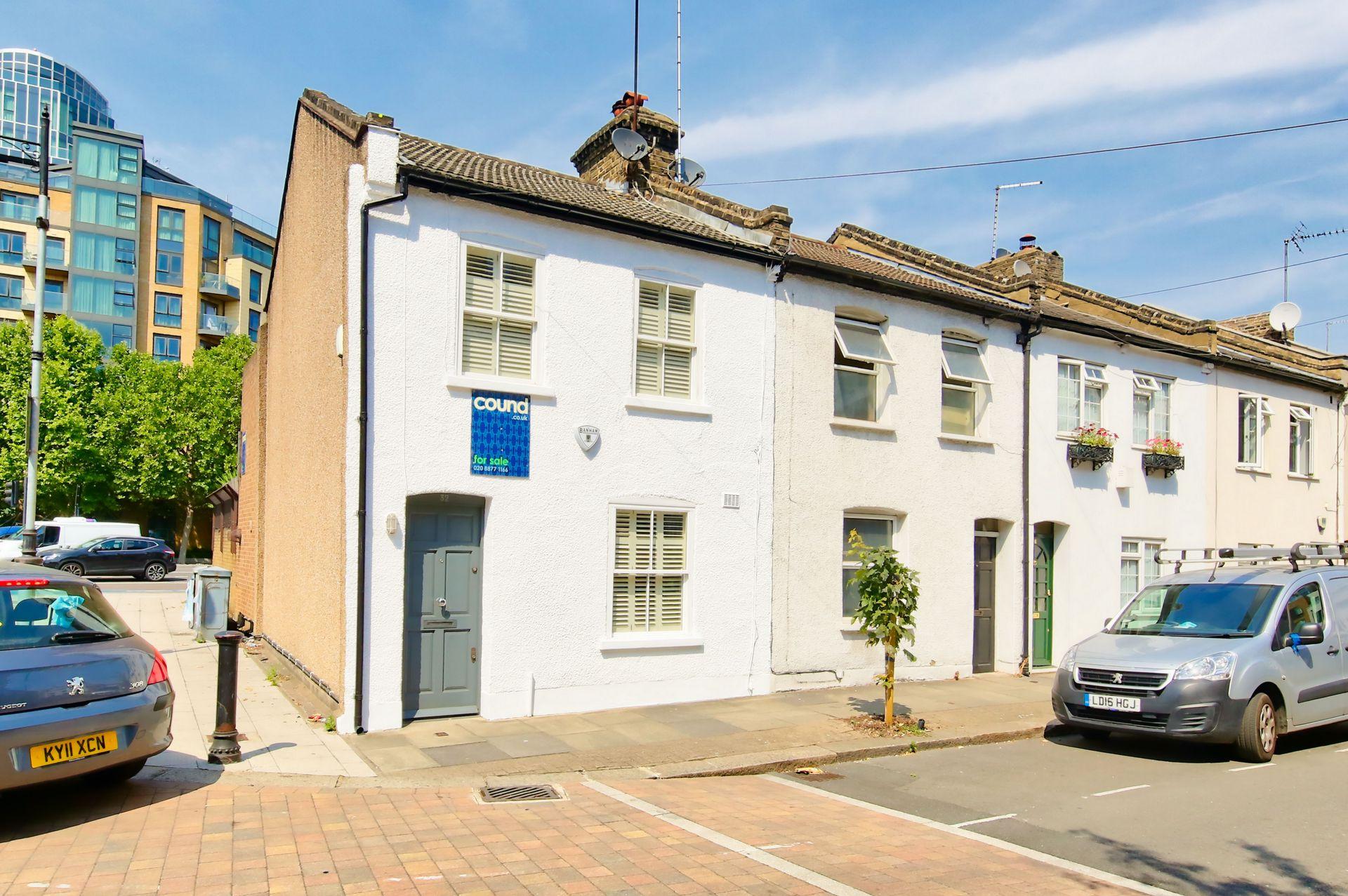 Eltringham Street  Wandsworth  SW18