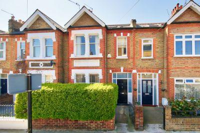Twilley Street  London  SW18