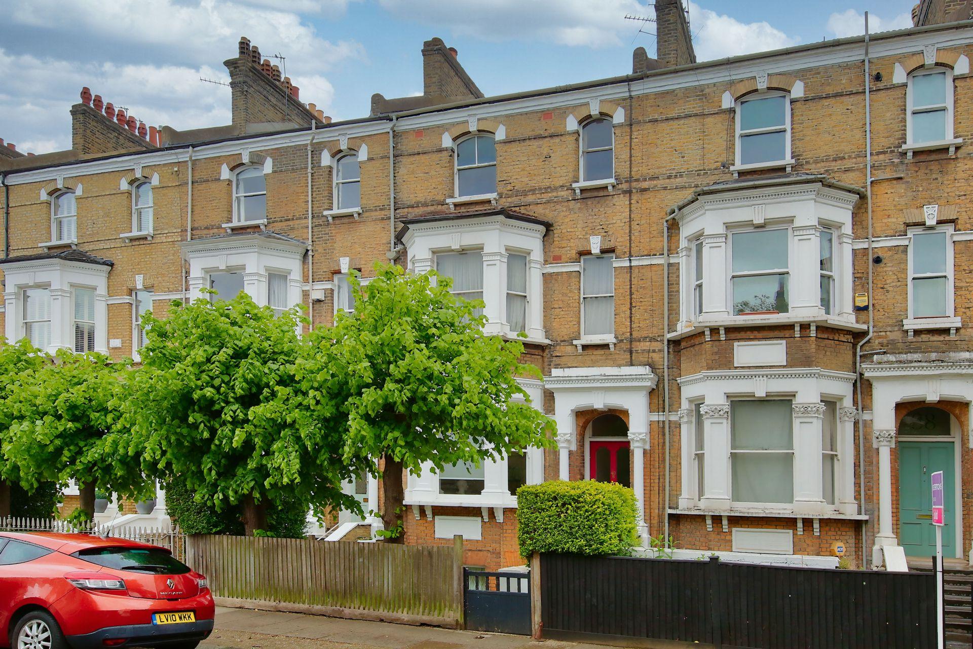 Geraldine Road  London  SW18