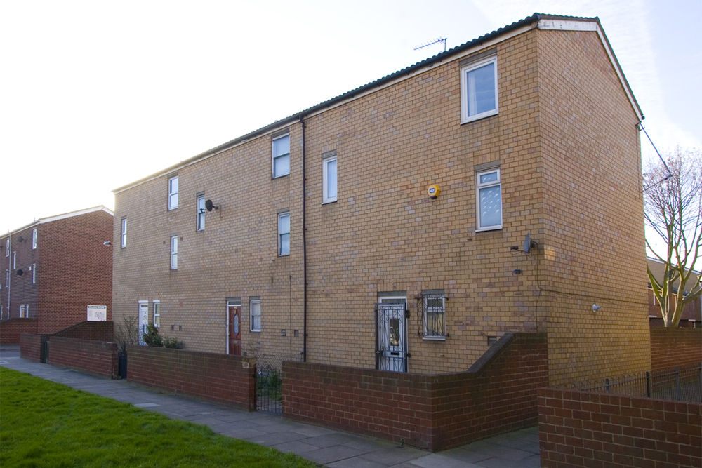 Queensbridge Road  London  E8