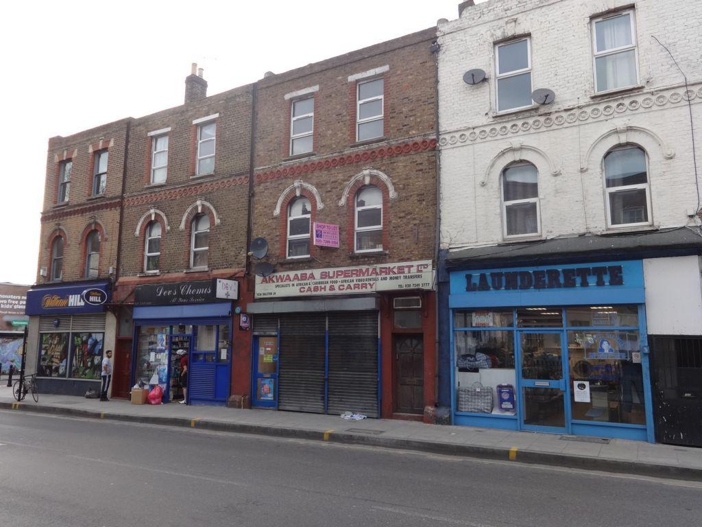 Dalston Lane  London  E8