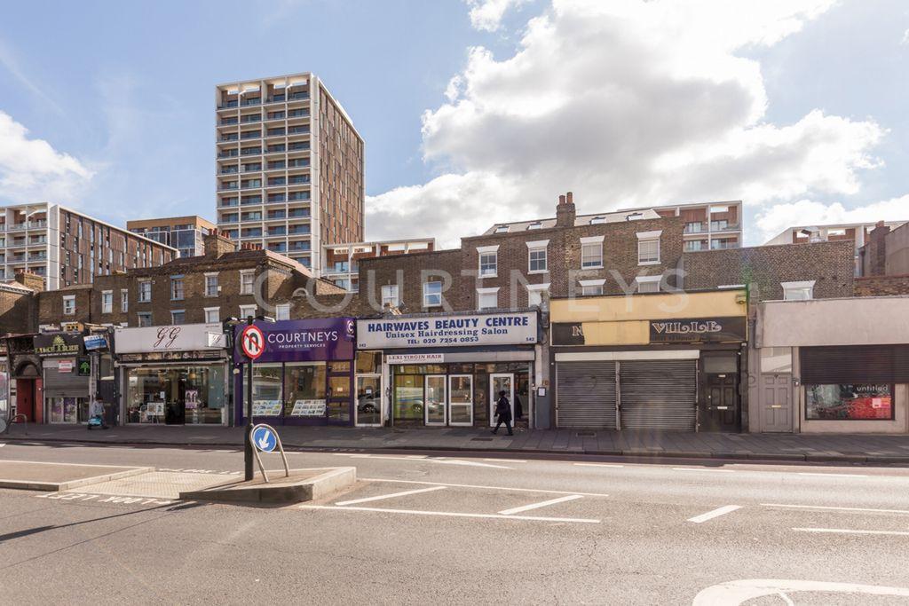 Kingsland Road  London  E8