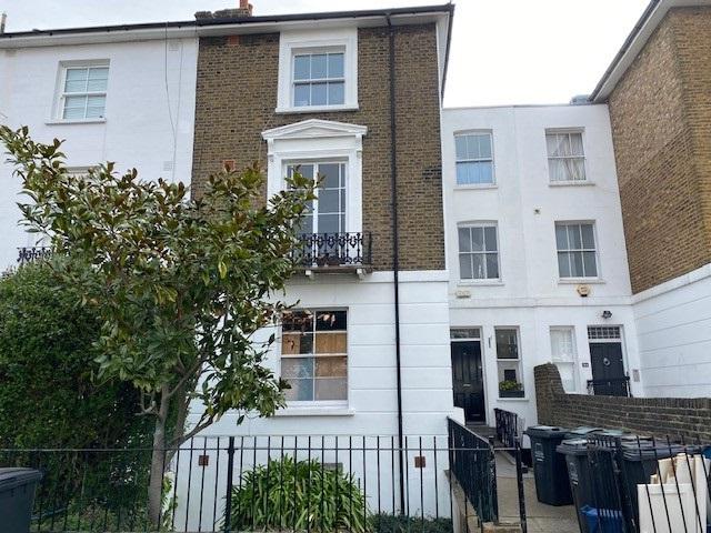 Mortimer Road  London  N1