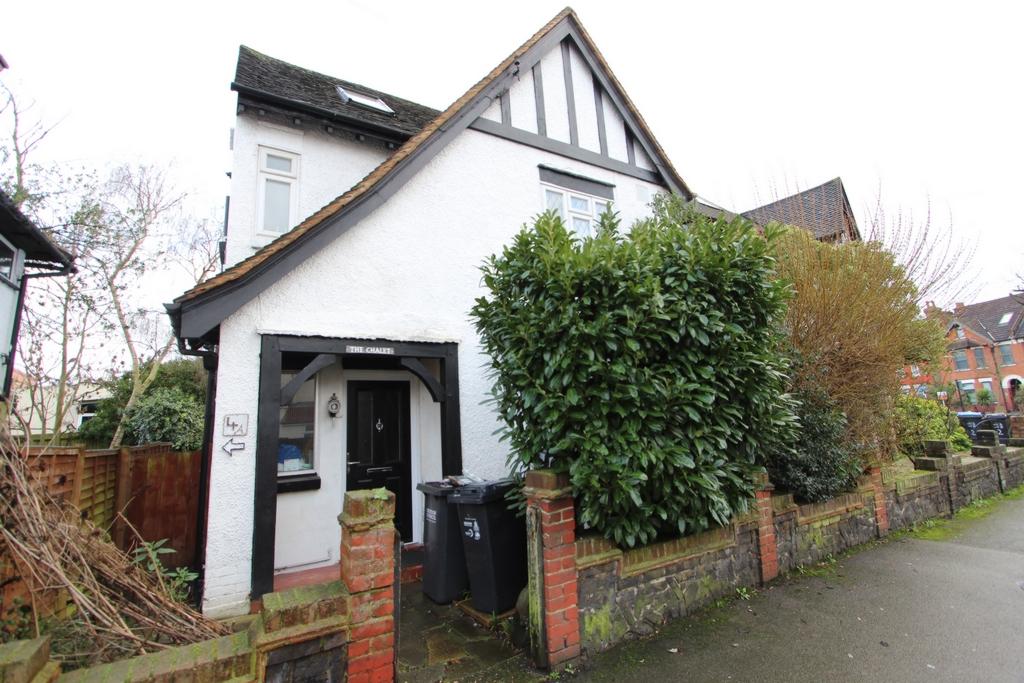 Leicester Road  Croydon  CR0
