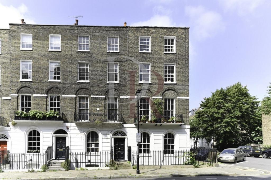 Myddleton Square  London  EC1R