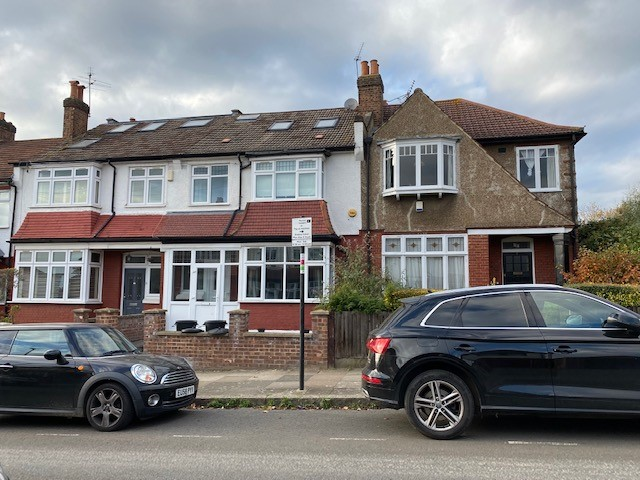 Lingwell Road  Tooting  SW17