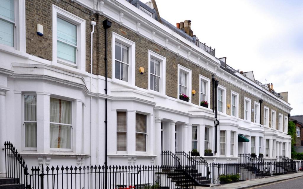 Brooksby Street  Islington  N1